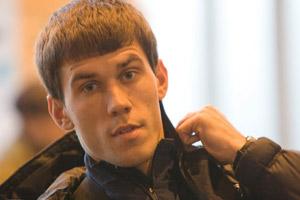 Сергей Кравченко, фото ФК Днепр