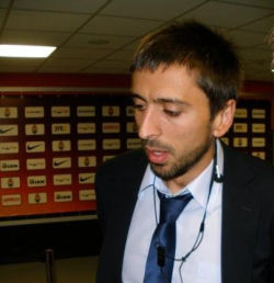 Горан Гавранчич, фото vkontakte.ru
