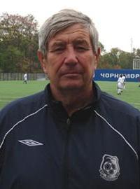 Георгий Бурсаков, www.chernomorets.odessa.ua