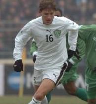 Макс в форме сборной Узбекистана