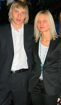 Максим Калиниченко с женой, sportguide.ru