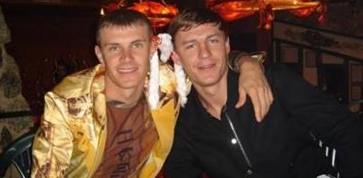 Андрей Несмачный и Макс Шацких