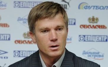 Юрий Максимов, фото Ильи Хохлова Football.ua