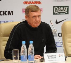 Владимир Бессонов, фото ФК Шахтер