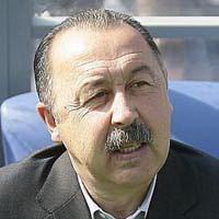 Валерий Газзаев, фото ФК Динамо Киев