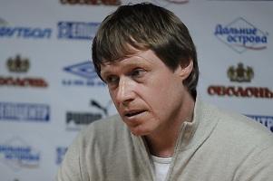 Олег Кононов, фото Ильи Хохлова, Football.ua