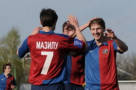 Шацких, Воробей и Мазилу, фото И. Хохлова, Football.ua
