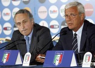 Джанкарло Абете и Марчелло Липпи, фото Reuters