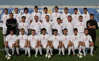 Буковина вышла в первую лигу, фото ФК Буковина