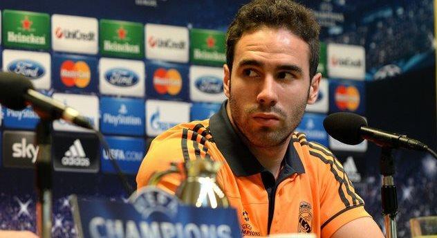 Даниэль Карвахал, фото uefa.com