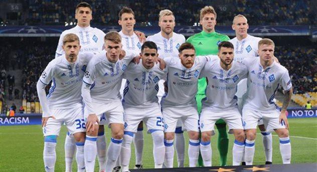 Киевское «Динамо» срезультатом 6:0 разгромило «Бешикташ»