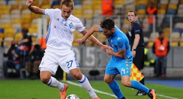Евгений Макаренко (слева), football.ua