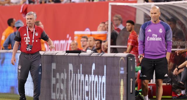 Лига чемпионов: «Реал» и«Атлетико» одержали победы
