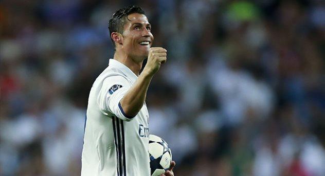 Роналду первым забил 100 голов в Лиге чемпионов