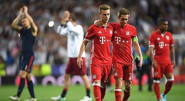 Бавария впервые за 6 лет не дошла до полуфинала ЛЧ