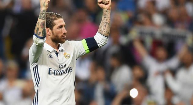 Защитник «Реала» Рамос порекомендовал Пике пересмотреть матч «Барселоны» с«ПСЖ»