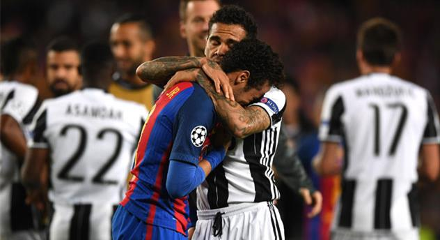Барселона покидает Лигу Чемпионов