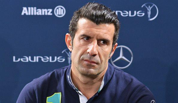 Фигу считает, что Ювентус может победить в Лиге чемпионов, Getty Images