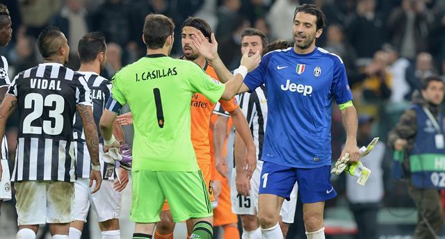 Буффон должен выиграть Лигу чемпионов— Легенда «Реала» Касильяс