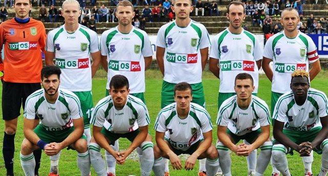 Чемпион Косово - Трепча, фото официального сайта Трепчи