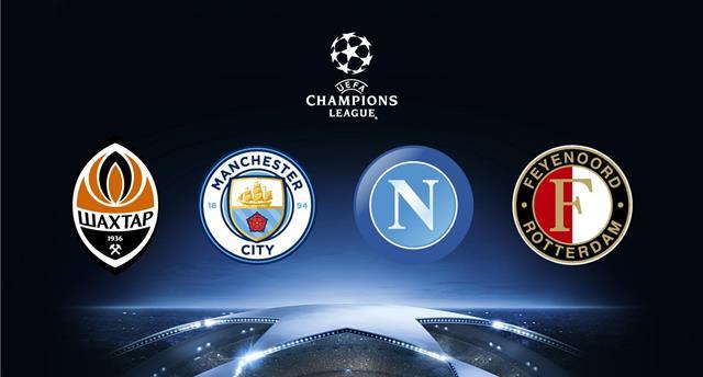 Лига чемпионов. Группа F. Превью матчей