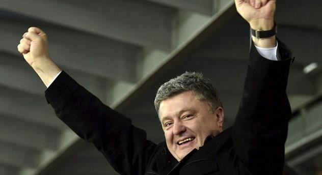 Петр Порошенко, AFP