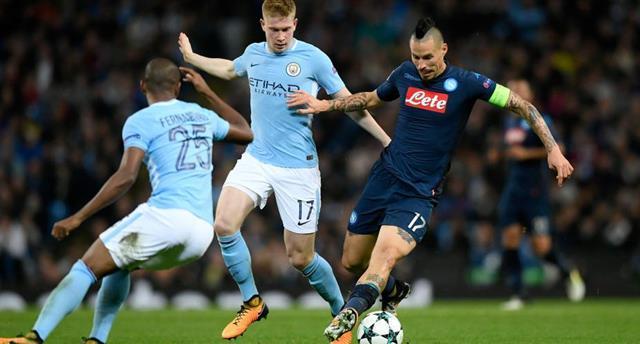 Наполи – Манчестер Сити: где смотреть онлайн матч Лиги Чемпионов - изображение 1