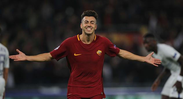 Дубль Эль-Шаарави помог «Роме» разгромить «Челси» вматче Лиги чемпионов