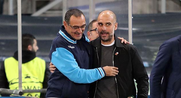 Тренер лучшей команды мира в игре накоротке и Хосеп Гвардиола, getty images