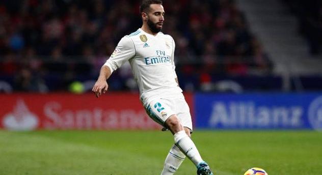 УЕФА подозревает Карвахаля внамеренном получении желтой карточки