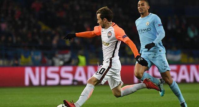 Состоялись игры заключительного тура Лиги чемпионов УЕФА