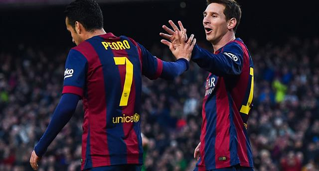 Педро: Игра против Барселоны будет необычайной для меня