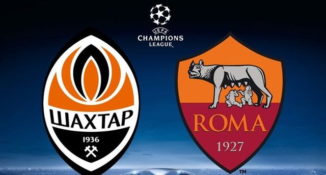 Шахтер — Рома: Личное противостояние футболистов