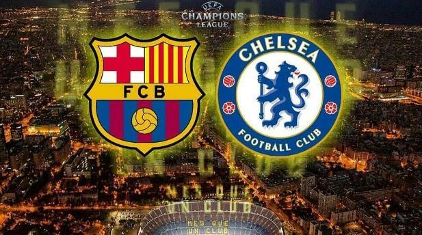 Барселона — Челси: онлайн-трансляция