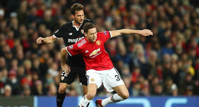 Букмекеры оценили шансы «Севильи» выбить «Манчестер Юнайтед» изЛиги чемпионов