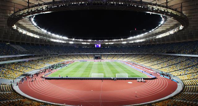 «Олимпийский» закроется 14апреля всвязи с концом Лиги чемпионов