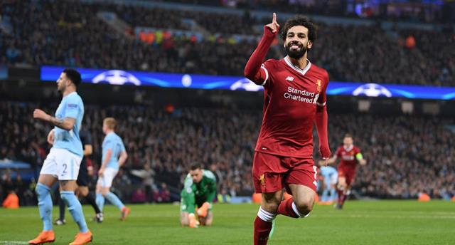 Салах вшестой раз засезон признан игроком месяца вЛиверпуле