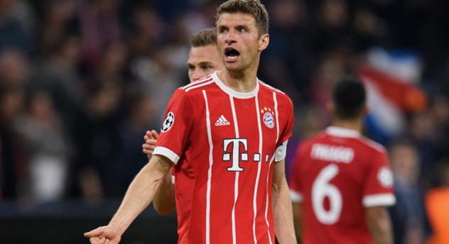 Результат матча с«Реалом» мог быть абсолютно другим— Томас Мюллер
