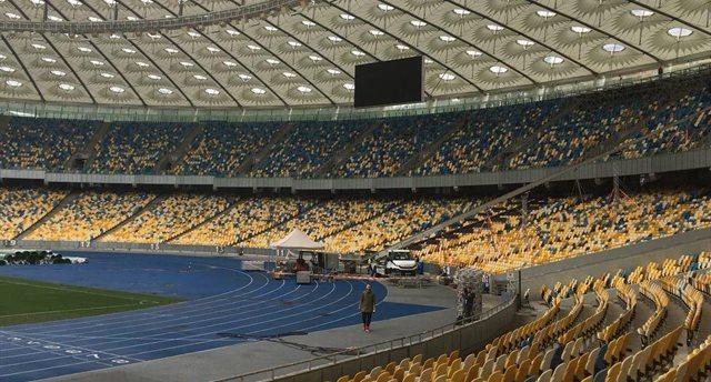 Ремонтные работы наНСК «Олимпийский» завершены навсе сто