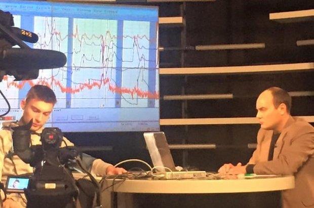 Игорь Калинин: Именно Заря организовала мне тест на детекторе лжи, который я успешно прошел