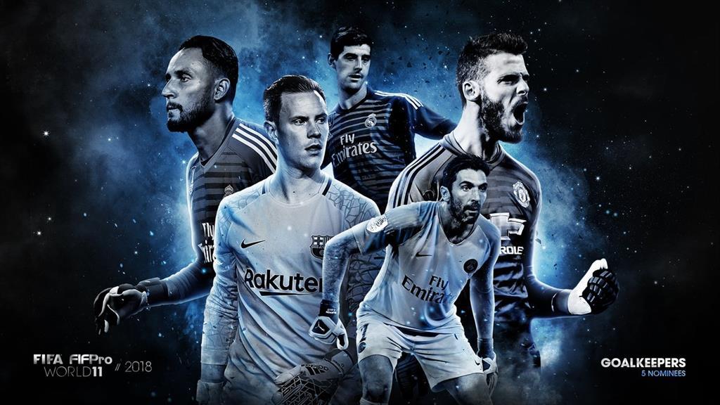 b7725a4b7b22 Стали известны футболисты, которые претендуют на место в символической  сборной FIFA