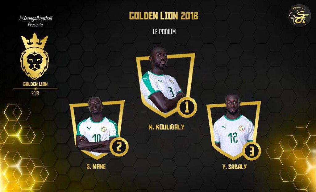 9442d3f9a48a Кулибали обошел Мане и стал лучшим футболистом года в Сенегале ...