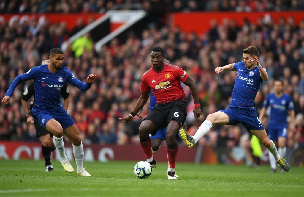 Manchester Yunajted Chelsi Nakanune Football Ua