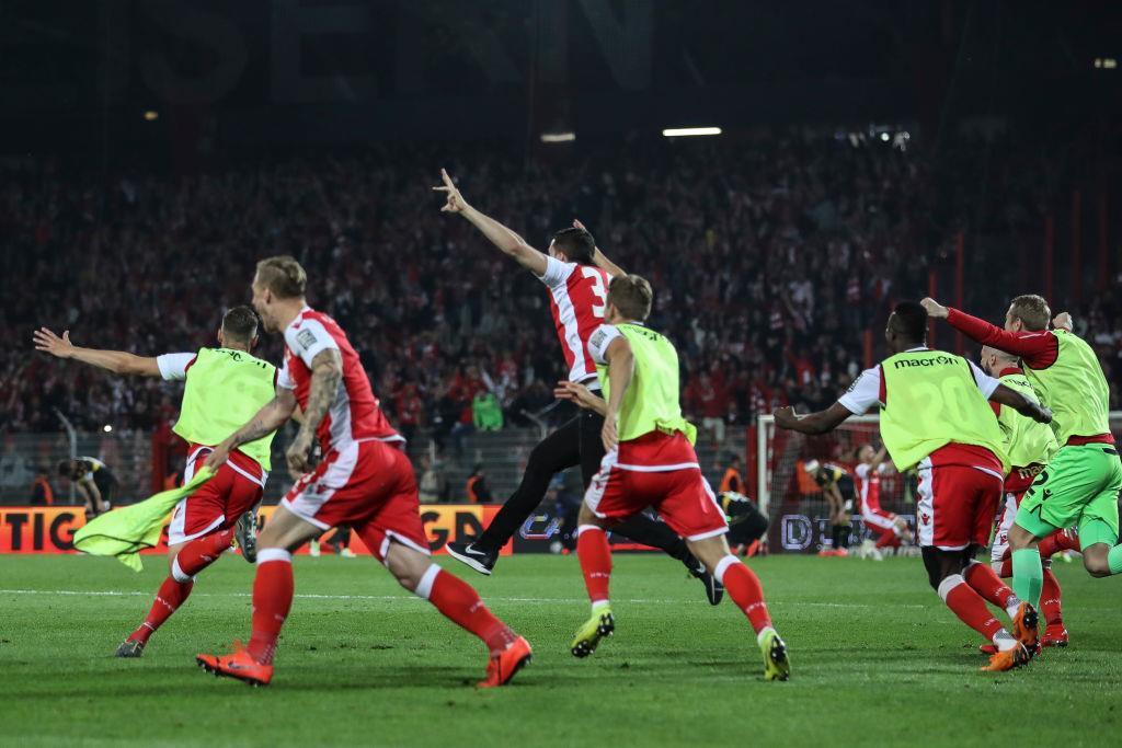 Бундеслига высший футбольный дивизион испании