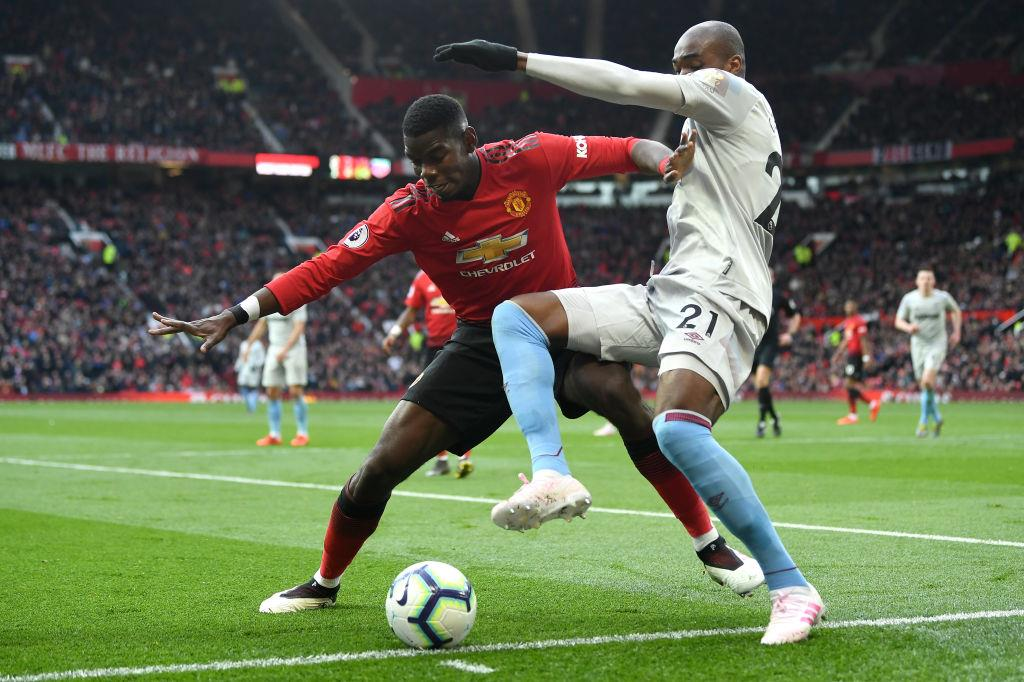 Манчестер юнайтед вест хэм прямая видео трансляция матча