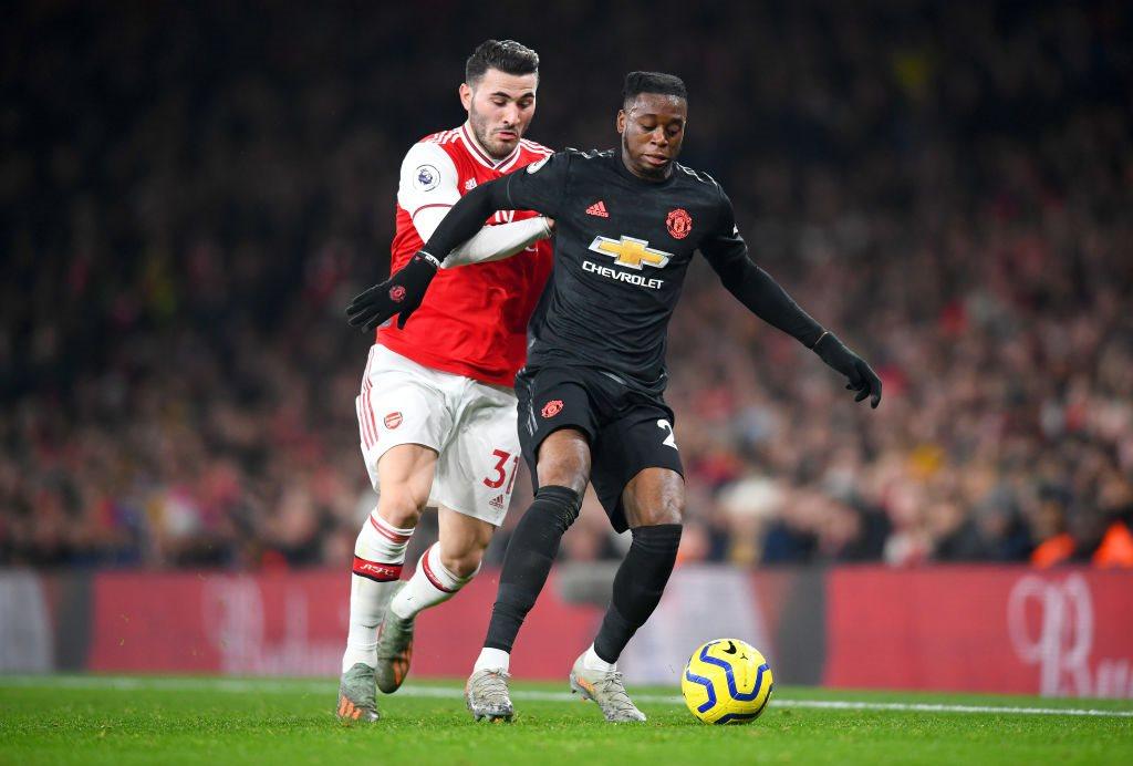 Манчестер юнайтед арсенал счет 8 2 голы