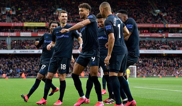 Арсенал эвертон счет 22 марта