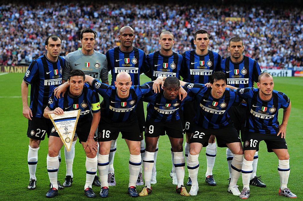 Интер состав команды 2010
