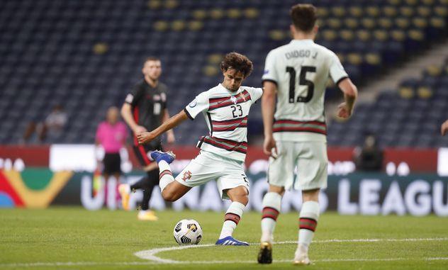 Португалия без Роналду не заметила Хорватию