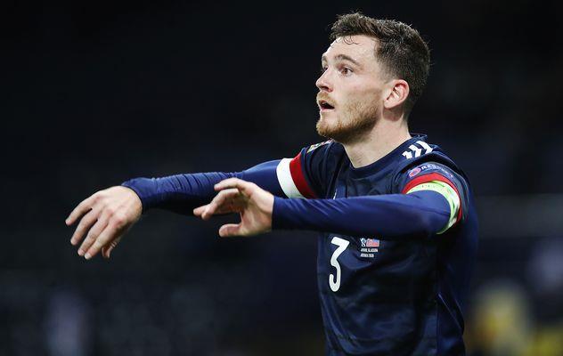 Robertson: Je ne peux pas attendre l'été  - Championnat d'Europe de Football 2020